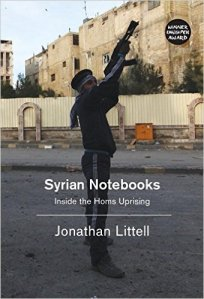 Syrian Notebooks, by Jonathan Littell