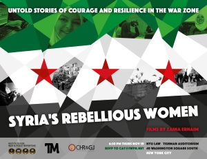 Syria's Rebellious Women